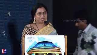 Aarohanam - Actress Viji Chandrasekhar Speech @ Nerungi Vaa Muthamidathe Movie Press Meet