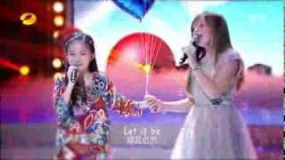 Connie Talbot - Let It Be -  China 13 12 13