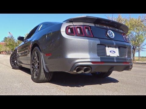 2014 Shelby GT500 - What's new? Full Review and Exhaust