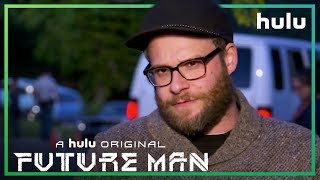 On Set with Seth Rogen • Future Man on Hulu