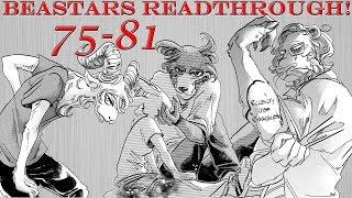 Legosi & Louis, Juno & Haru! | Beastars Chapters 75-81 Readthrough!