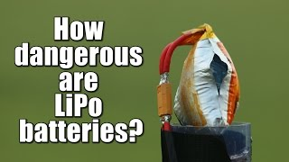 How dangerous are LiPo batteries? || Overcharge, Overdischarge, Short Circuit