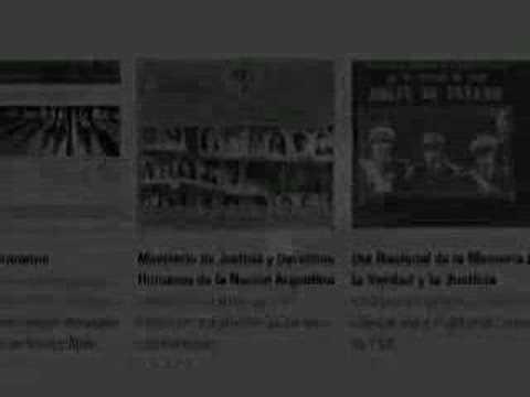 A 31 años de la Dictadura Militar en Argentina (1976-2007)