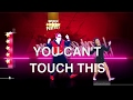🌟Just Dance 2017: U Can't Touch This - MC HammerGroove Century - 5 stars 🌟