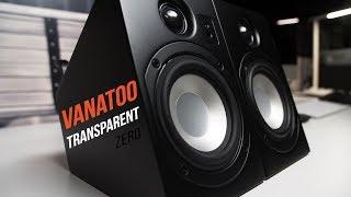 Vanatoo Transparent Zero Review - Possibly the Best Compact Desktop Speakers