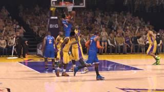 NBA 2K14 - myGM - Knicks vs Lakers Finals Game 7 + NBA Draft