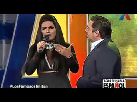 Ibelka Ulerio imita a Milka La Mas Dura