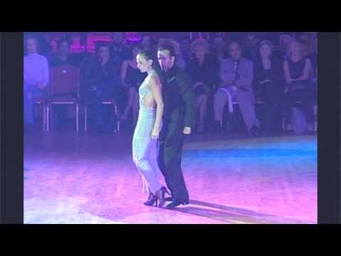 4thTango Festival London 2002 Fernanda Ghi & Guillermo Merlo