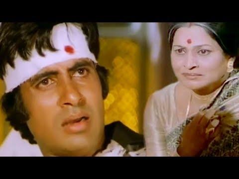 Amitabh Bachchan - Do Anjaane - Emotional Scene 131