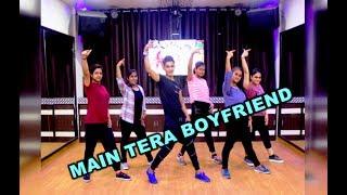 Main Tera Boyfriend Easy Dance Steps | Raabta | Bollywood Dance Choreography by Step2Step