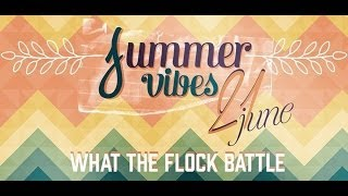 Summer Vibes | Moscow | 21.06.14 | Hip-Hop 2x2 | 1/4 | L