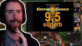 Asmongold Reacts To An Old World Of Warcraft Review From GameSpot
