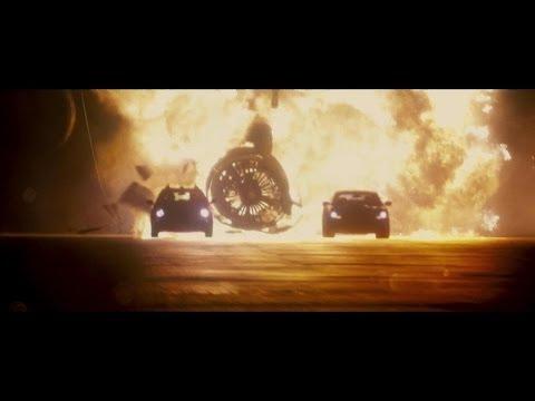 분노의 질주 6  FAST & FURIOUS 6  2차 공식 예고편 (한국어 CC)