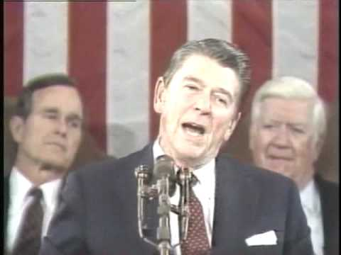 Stand Up (Ronald) Reagan - HIlarious Jokes on Uproar Entertainment