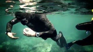 TUDOR Pelagos FREE-DIVING with MORGAN BOURC