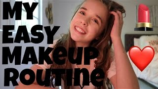 download lagu My Easy Makeup Routine/ Jenna Davis gratis