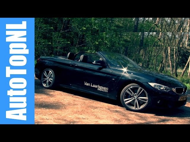 BMW 435i M-Sport Convertible Review (English Subtitles)
