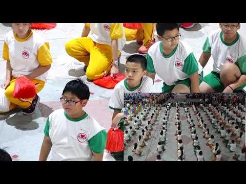 [建德20周年校慶]運動會表演節目 - 六年級大會舞(聲音改編版)