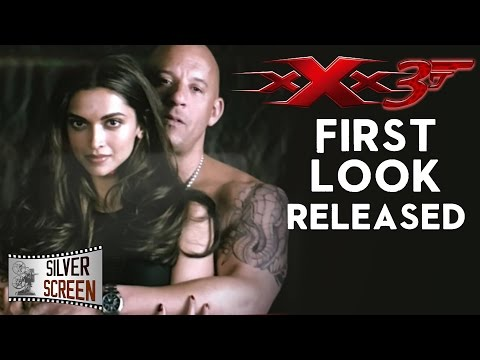 Vin Diesel shares Deepika Padukone's first look from 'xXx3'