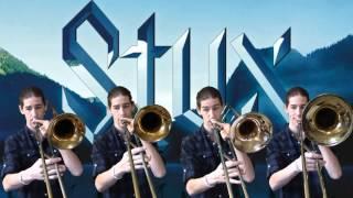 Styx Come Sail Away Trombone Arrangement