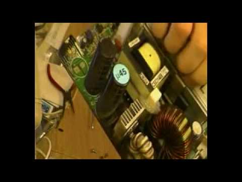 Switch Mode Power Supply Repair #2