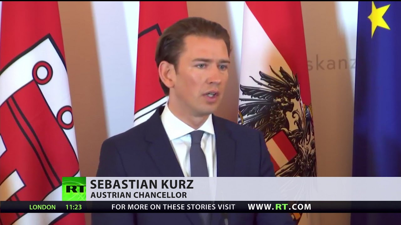 Crackdown on 'political Islam': Austrian chancellor receives death threats after closing mosques