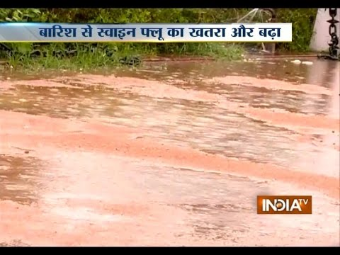 Rare March Rain, Storms to Target New Delhi