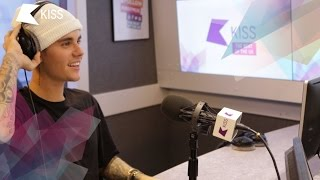 Justin Bieber Answers Fan Questions