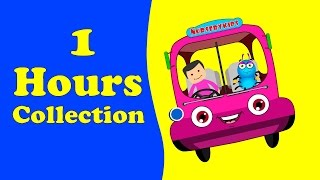 Top 10 Nursery Rhymes Collection For Children - Collection By Nursery kids