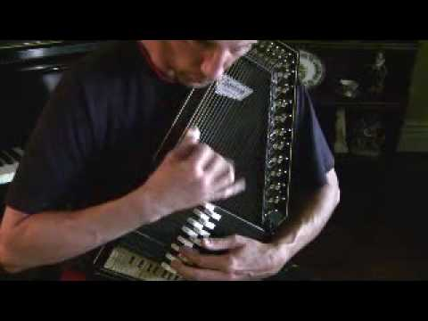 Wildwood Flower on the Autoharp by Barry Norwood