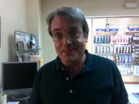 Saludo de Vicente Aguilera, un Emprendiz :-)
