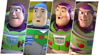 Buzz Lightyear Evolution (Toy Story)