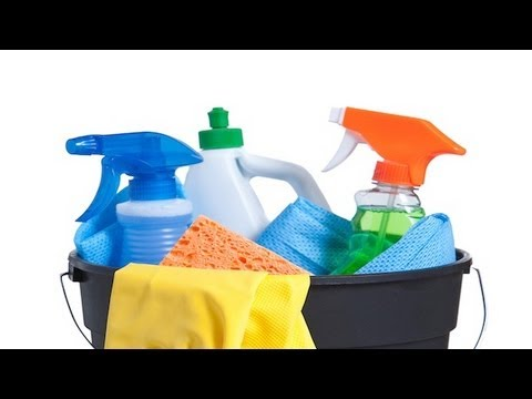 The Dangers of Household Chemicals - The Increased Risk of Diabetes & Obesity