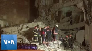 Powerful Quake Kills at Least 20, Injures More Than 1,000 in Eastern Turkey