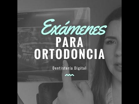 BRACKETS - Exámenes para iniciar Ortodoncia