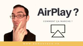 AirPlay ? Comment ça marche ?