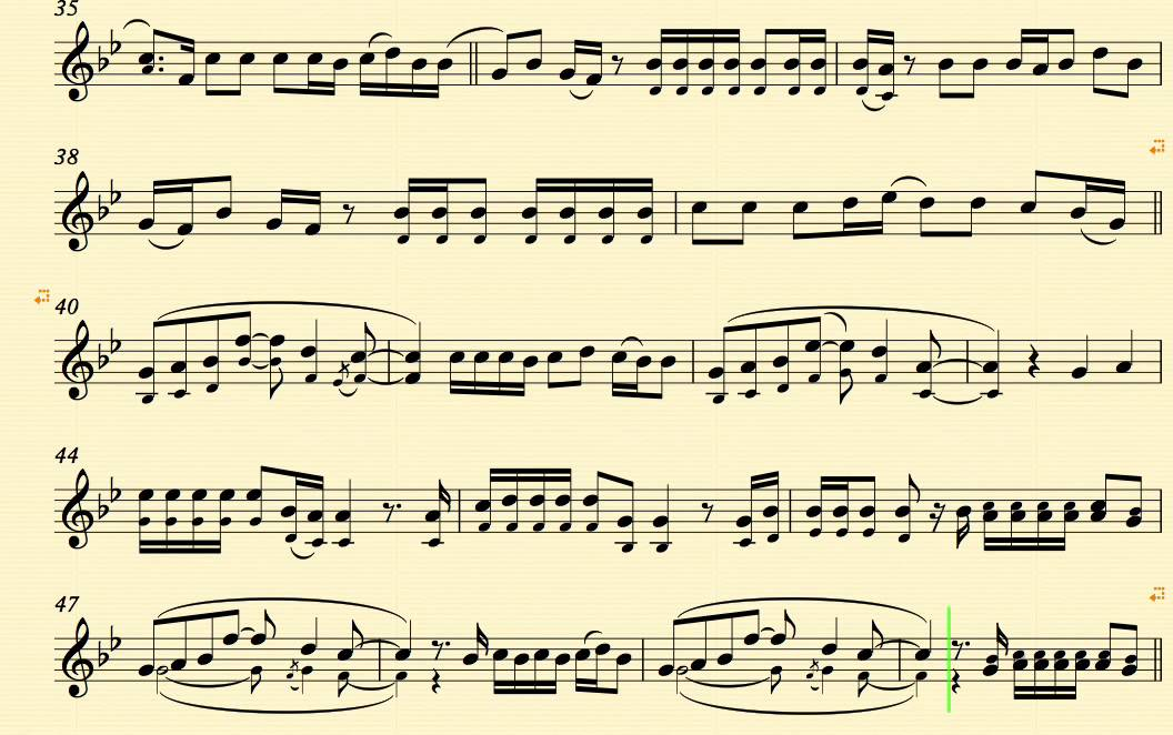 Clarinet Sheet Music For Beginners Index  ThoughtCo