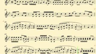Heart Attack -- Demi Lovato - Clarinet - Sheet Music, Chords, and Vocals