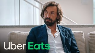 No Italy, No 2018 Fifa World Cup Party For Andrea Pirlo, Until This | Uber Eats
