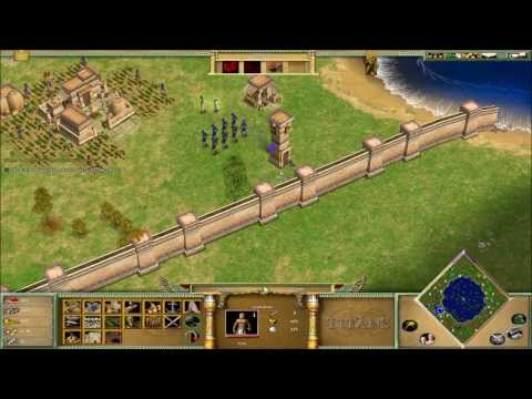 Age of Mythology: The Titans | commentary ita pc #1