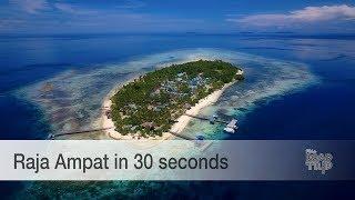 Raja Ampt in 30 seconds