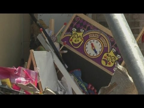 Oklahoma tornado terror: Nine-year-old boy relives escape from Briarwood Elementary School