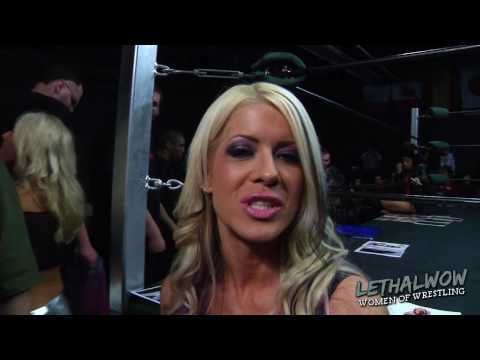 Molly Holly, Dawn Marie & Jazz honored at WSU 3rd Anniversary Show Video