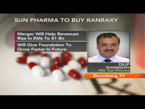 The Big Pharma Deal- Continue To Look For Deals: Sun Pharma