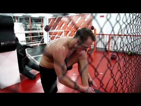 Физическая подготовка бойца ударника ( СФП)-с Мартыновым Андреем