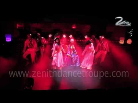 Myriam Fares- Atlah / ميريام فارس - اتلاح by zenith dance troupe,group, academy,company