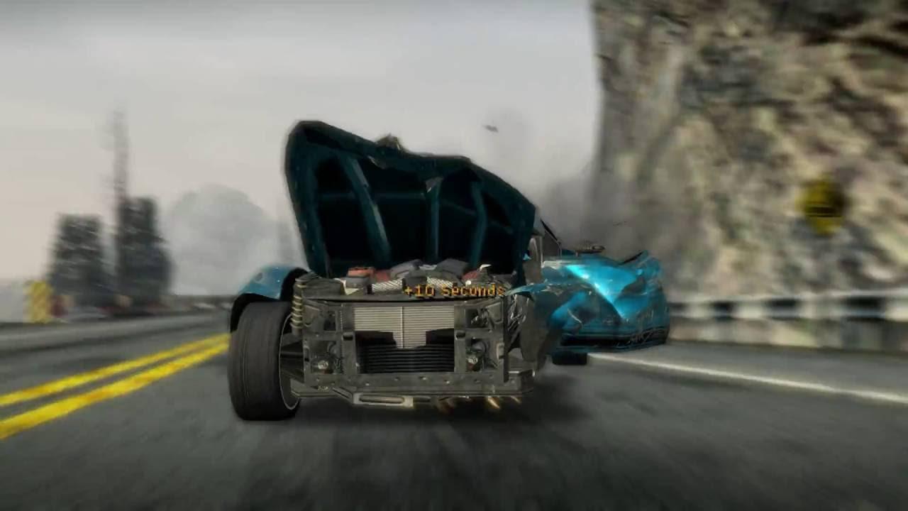 Rage Gameplay Ps3 Box Road Rage Gameplay