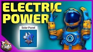 Electricity Power System Basics | No Man's Sky Beyond Update 2019