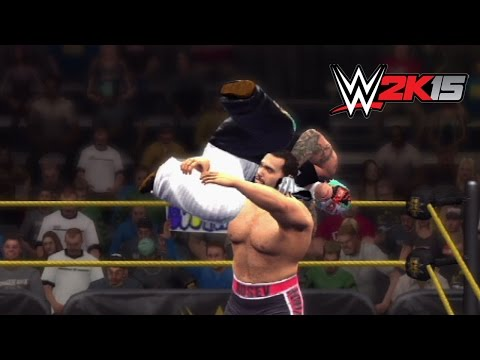 Wwe 2k15: Who Got Nxt Walkthrough — Rusev Vs. Rey Mysterio video