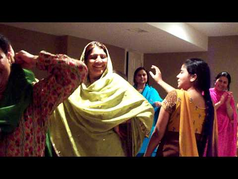 Ladies Sangeet (Giddha) part 2
